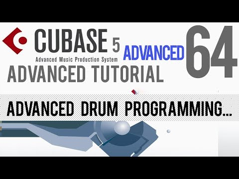 ADVANCE DRUM PROGRAMMING IN CUBASE | CUBASE ADVANCE TUTORIAL IN HINDI | PART 64 thumbnail