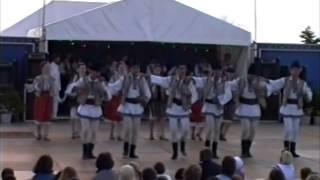"""Moldavian suite"" ensemble Doina CCS - 1994"