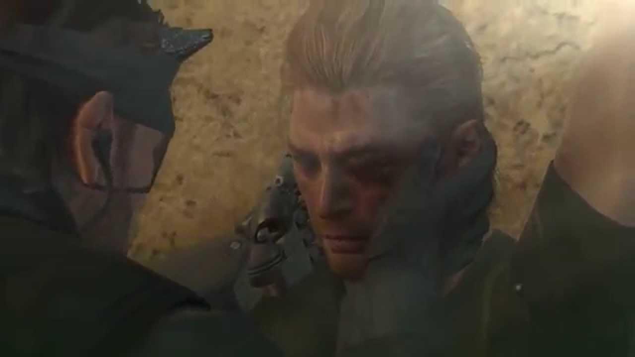 Metal Gear Solid V Kaz Is Dead Easter Egg Youtube Kazuhira mcdonell benedict miller, don't you dare pull that pin. metal gear solid v kaz is dead easter egg