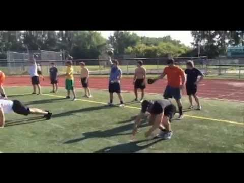 Team Conditioning for NHL Prospects, Pt. 1 | Art of Strength Michigan