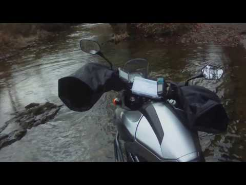 First section of the Trans America Trail November 2014 Raw Vid