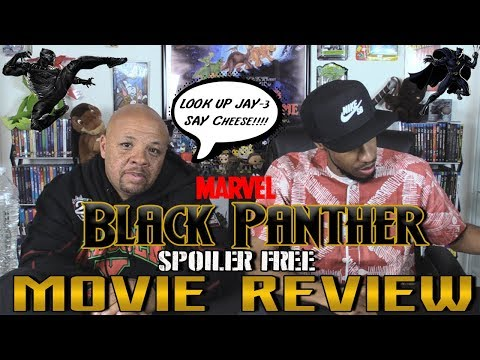 Black Panther (Spoiler Free)Movie Review