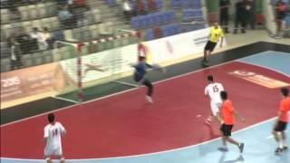 Bahrain 47-22 Uzbekistan | Asian Handball Championship 2014