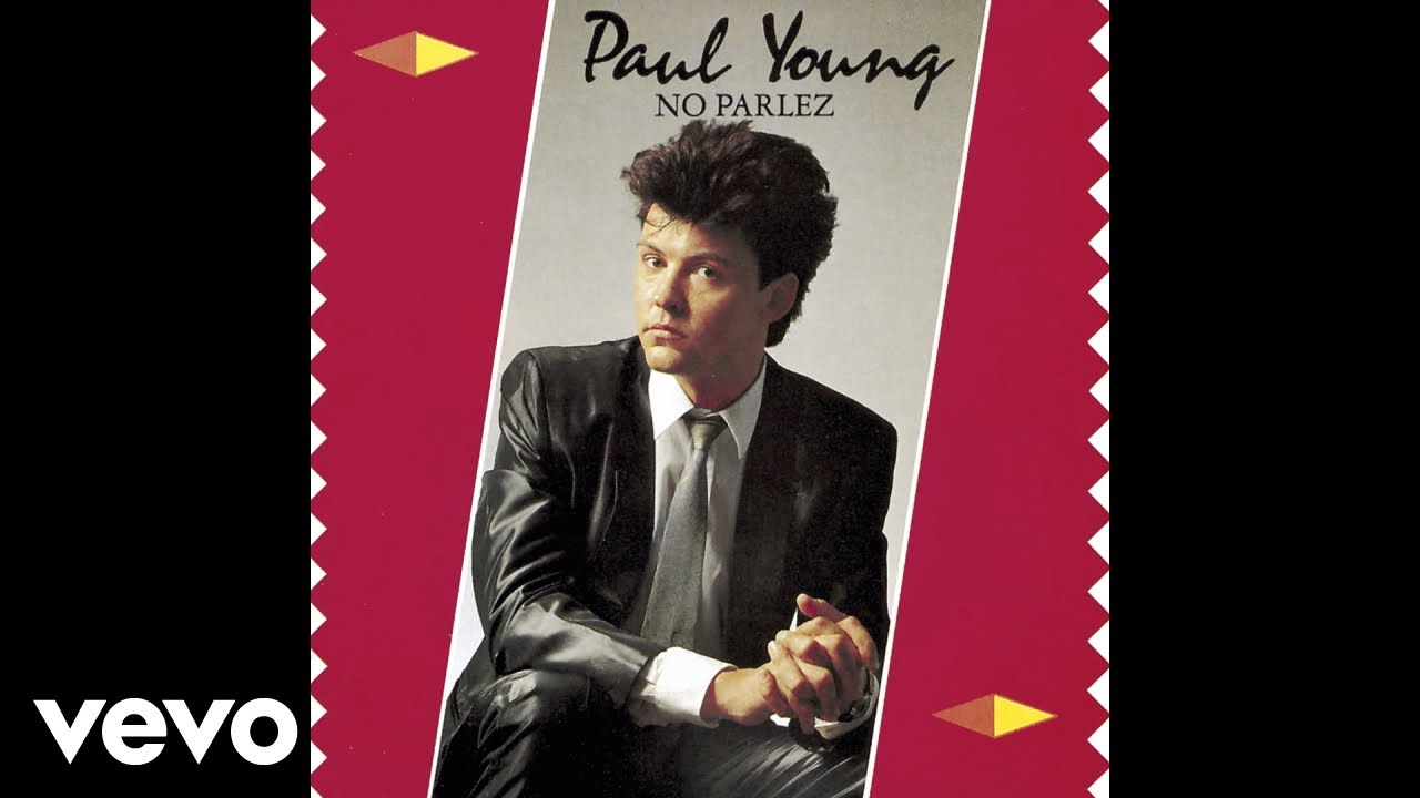 Paul Young - Sex (Official Audio)