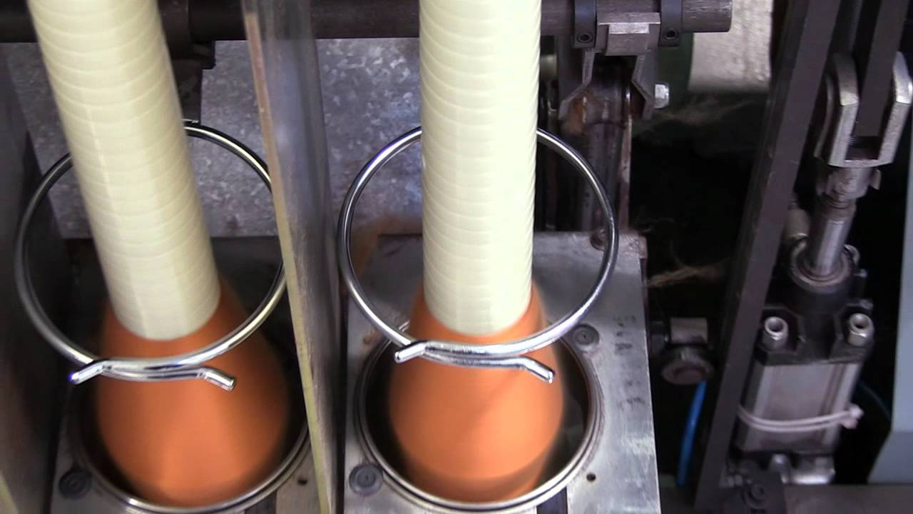 Learn How Red Heart Yarn is Made