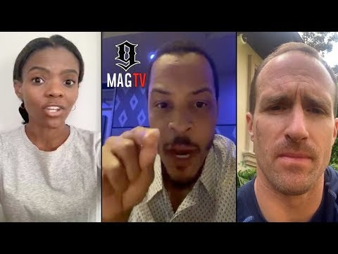 T.I. Cancels Candace Owens & Drew Brees! 🚫