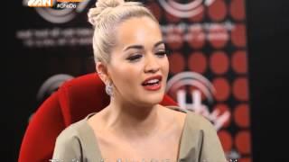 "Ghế Đỏ (2016) II Tập 5: Gặp gỡ sao ""bự"" Rita Ora"