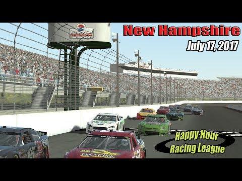 HHRL race at New Hampshire (071717)