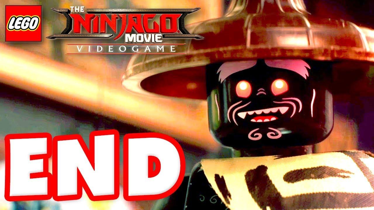 The LEGO Ninjago Movie Videogame - Gameplay Walkthrough Part 8 - ENDING!
