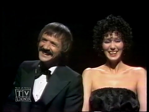 "SONNY & CHER  ""Put A Little Love In Your Heart""  + Blooper"