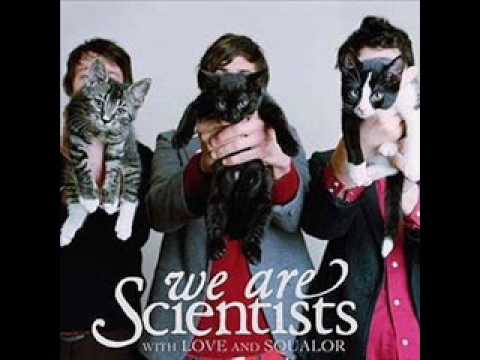 Клип We Are Scientists - What's The Word