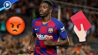 Le retour gâché d'Ousmane Dembelé avec le Barça | Revue de presse