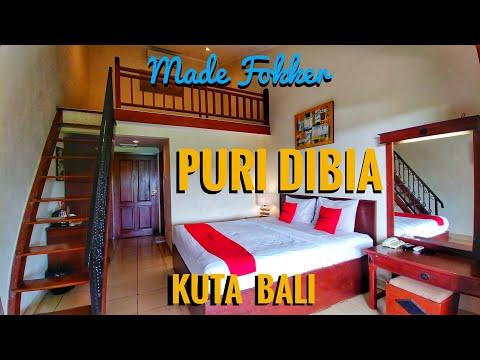 Reddoorz @ Raya Kuta | Puri Dibia | Where To Stay In Kuta Bali | Cheap Hotels In Kuta
