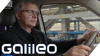 Zurück in die Zukunft: Forschung auf dem ehemaligen Transrapid-Testgelände | Galileo | ProSieben