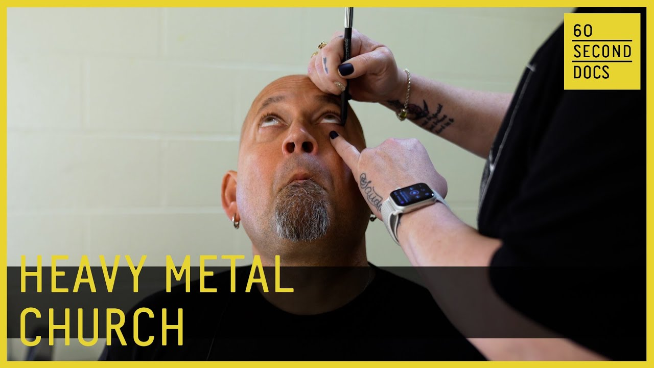 The First Heavy Metal Church of Christ