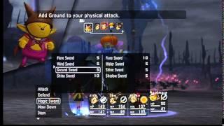 Blue Dragon Boss 4 - King Ghost