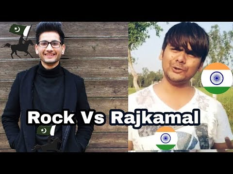 Pakistani Rock FaNsbest reply to Indian sur because he speech against Pakistan first