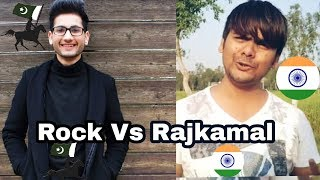 Pakistani Rock FaNs  best reply to Indian sur because he speech against Pakistan first