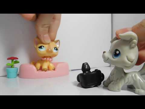 LPS: Jenny's First Youtube Video