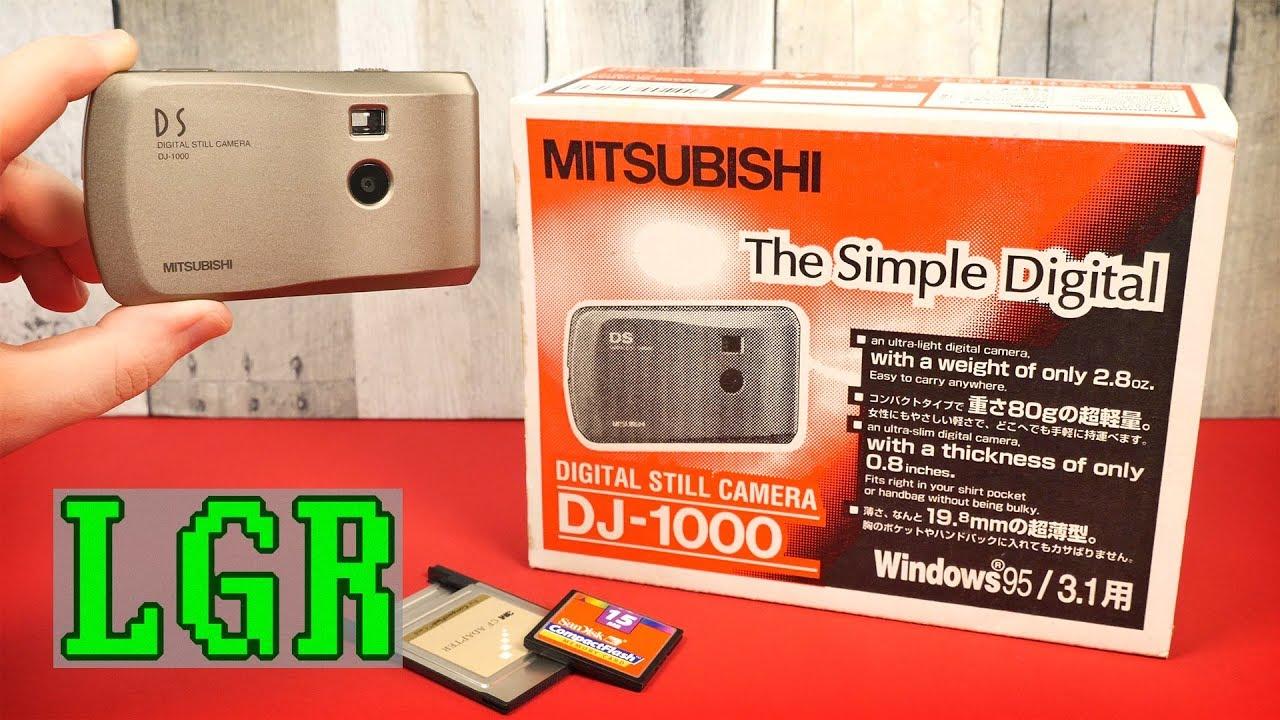 mitsubishi-dj-1000-world-s-smallest-digital-camera-in-1997