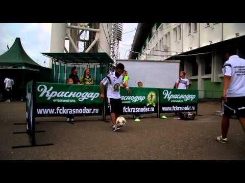 Fc Krasnodar Vs Fc Ufa Freestyle Show