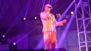 Justin Lo 側田2013香港演唱會 - KONG