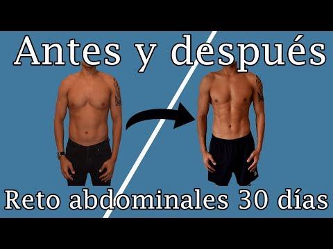 flexiones y abdominales antes o despues de correr