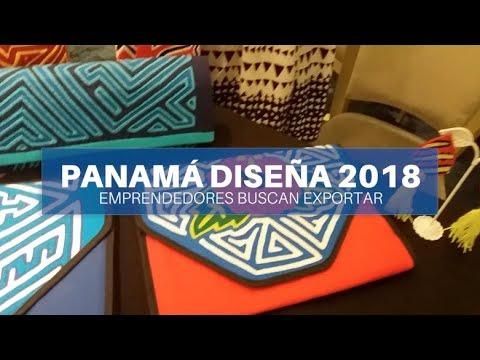 Panamá diseña 2018, emprendedores buscan exportar