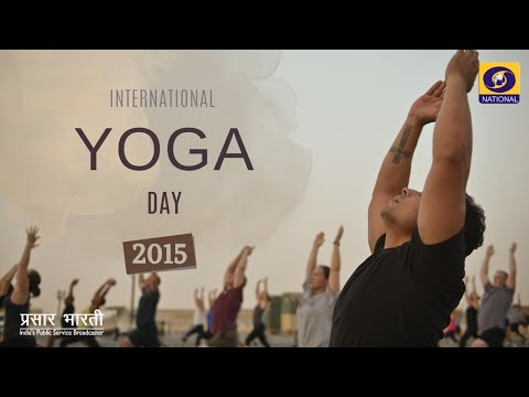 International Yoga Day - LIVE