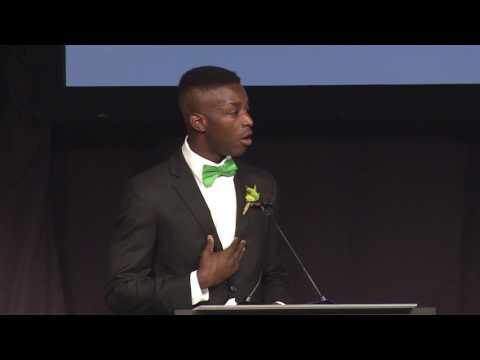 Jean-Luc Toku - Simon Benson Awards 2016 Student Speaker