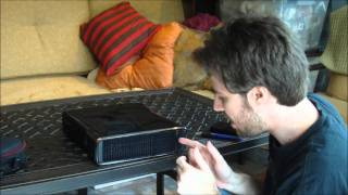 How to Install the Xbox 360 Slim Hard Drive (1080p HD)