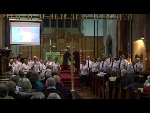 Morriston Citadel Songsters - Presentation ' My Christ Is Al