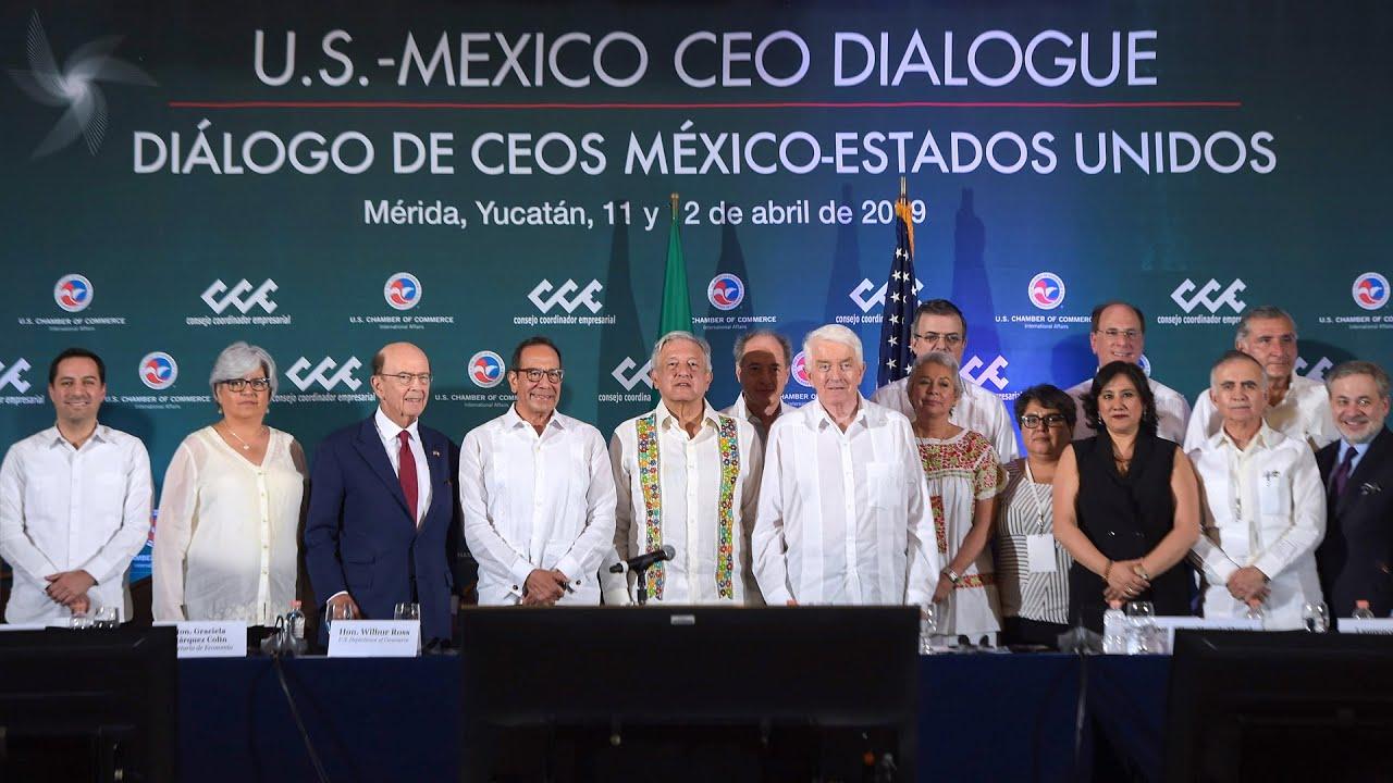 Firma del acuerdo entre sectores privados de m xico y for Clausula suelo firma acuerdo privado