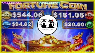 Red Hot 7s Respin 🔥 Bingo 🍀 Fortune Coin 💵 The Slot Cats 🎰😸😺