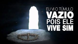 Thiagão - Eu vi JESUS  lyric video(oficial)