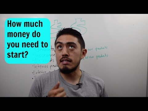 Starting A Car Detailing Business: How Much Money Do You Need? - YouTube