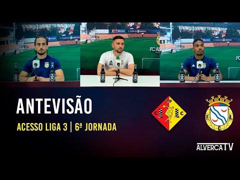 Condeixa - FC Alverca | Antevisão