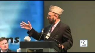 Welt Religionen Konferenz - der Islam wird vorgstellt