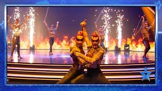FIRE, WIND, DANCE And ARGENTINIAN FOLK To Get To The Final | Semi-Final 4 | Spain's Got Talent 2019