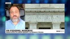 US Federal Reserve hikes interest rates on 'strong' economic growth