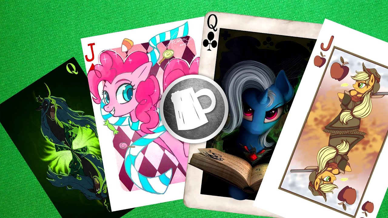poker face pony