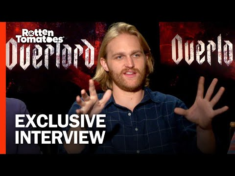 The Overlord Director and Cast Break Down Its Insane Opening Scene | Rotten Tomatoes