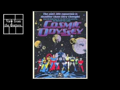 Episode 15: Cosmic Odyssey | View from the Gutters
