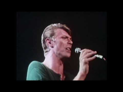 David Bowie - Blackout - live, Dallas 1978 (remastered)