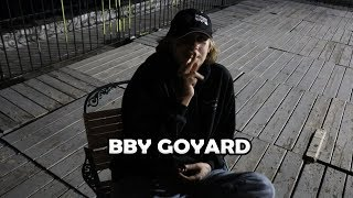 Bby Goyard speaks on his record deal, face tats, alter egos, & more