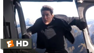 Mission: Impossible - Fallout (2018) - Helicopter Hijacking Scene (8/10) | Movieclips
