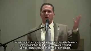 Der Sohn eines israelischen Generals sagt die Wahrheit über Juden und Palästinenser - ähnlich wie im