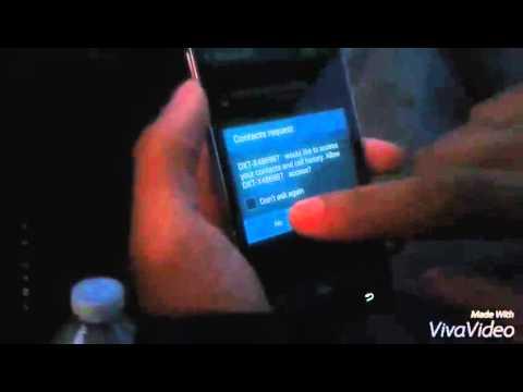 Pioneer DXT-X4869BT Bluetooth/phone setup