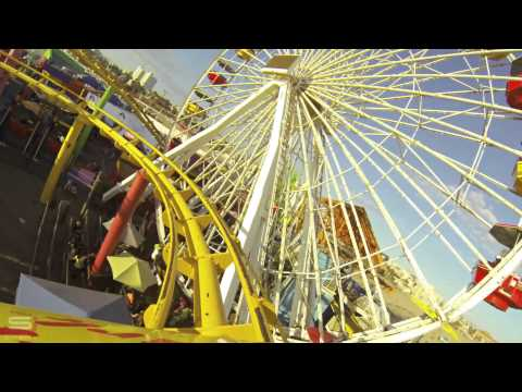 Pacific Park (Using the GoPro Hero 3)
