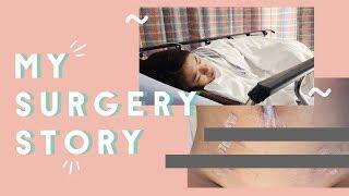 I Had Surgery - I WAS SO HIGH. Endometriosis Treatment & Laporoscopy Experience